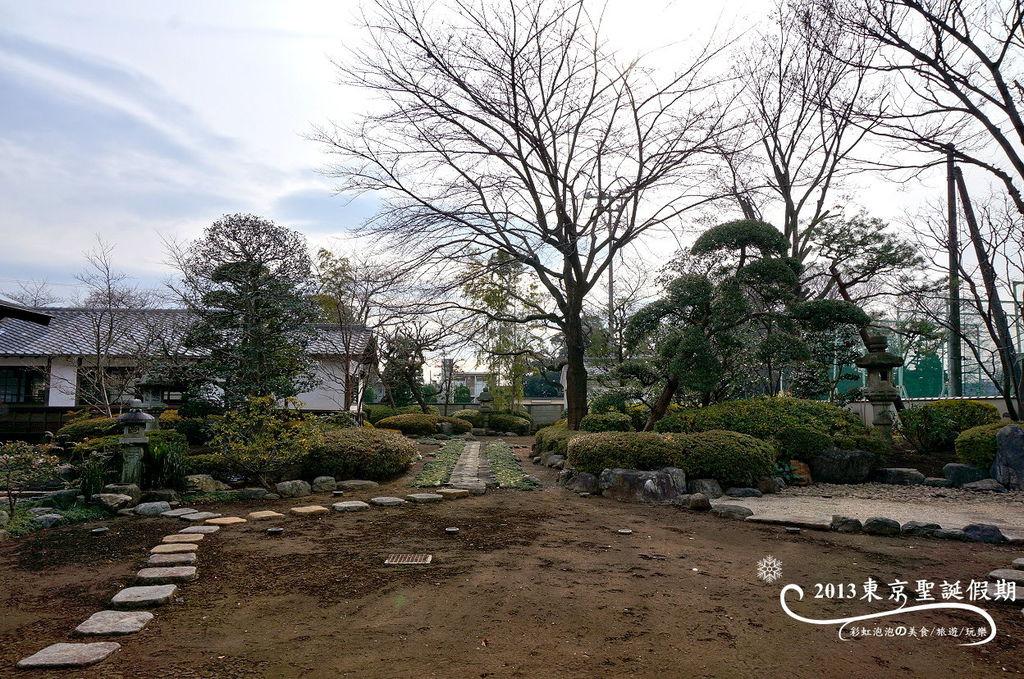 138.川越城本丸御殿庭園