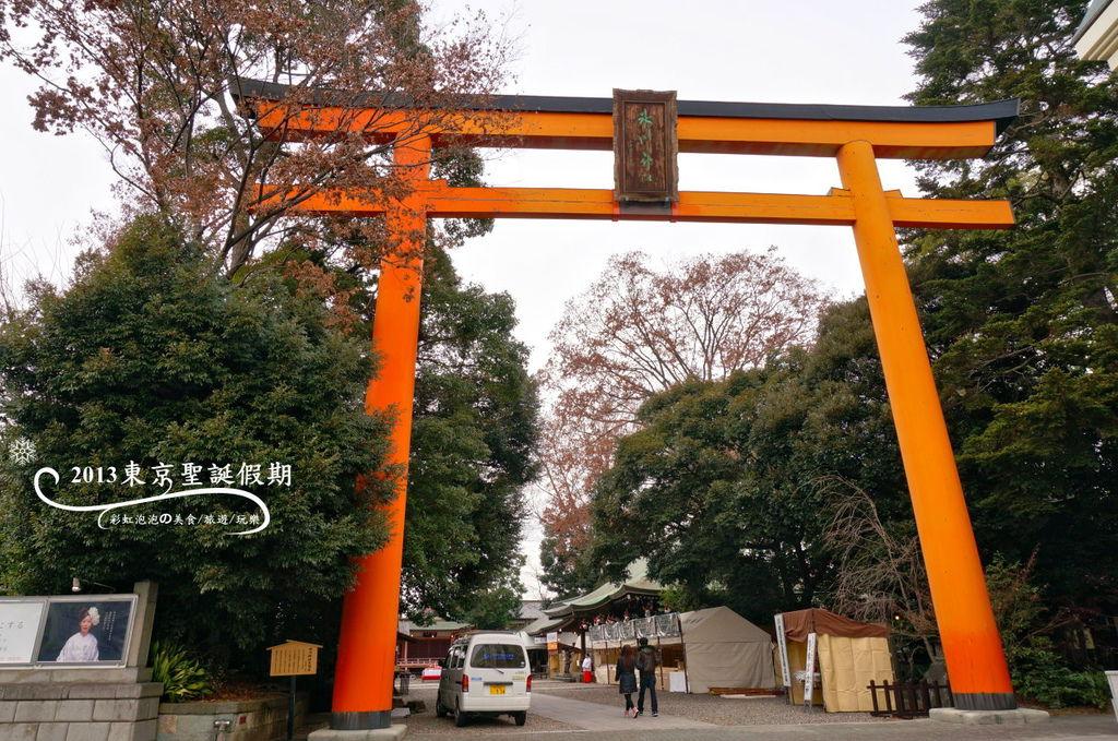 145.冰川神社-大鳥居