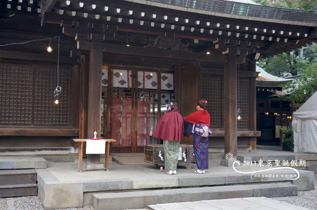 149.冰川神社-拜殿