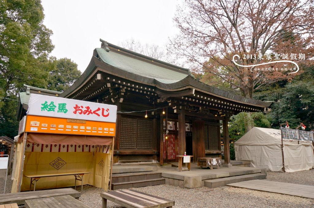 174.冰川神社-拜殿