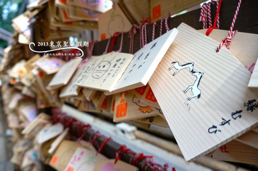 165.冰川神社-繪馬隧道