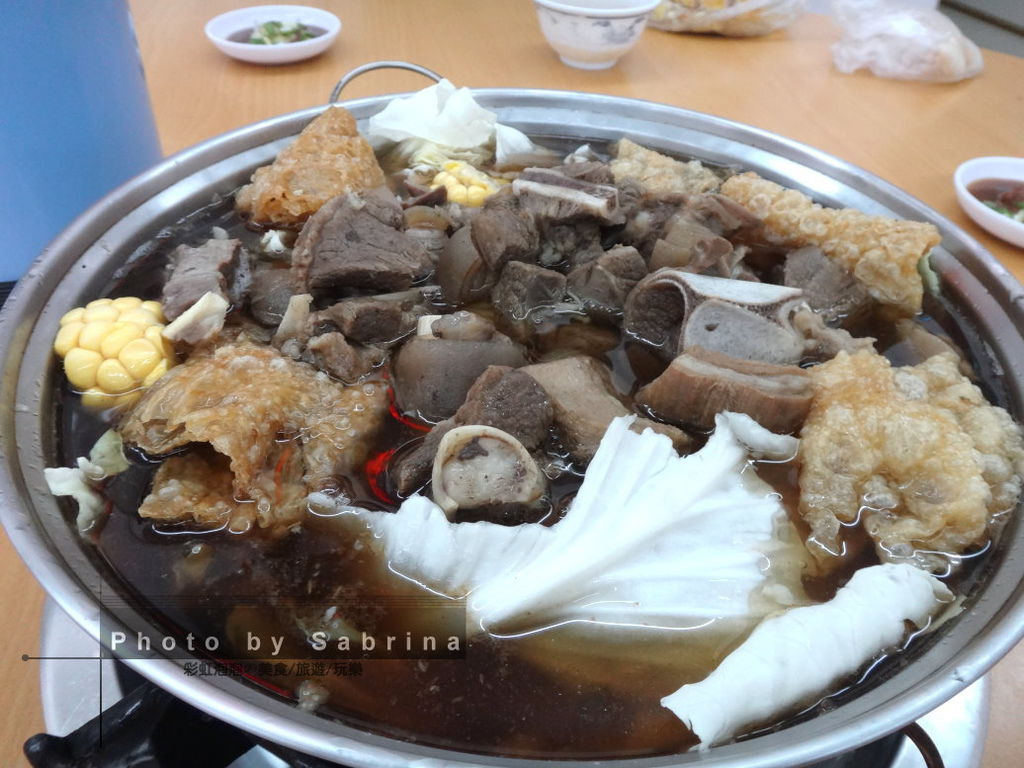 7.華珍羊肉-帶皮羊肉爐
