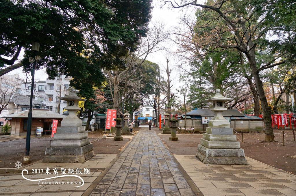 64.鬼子母神社