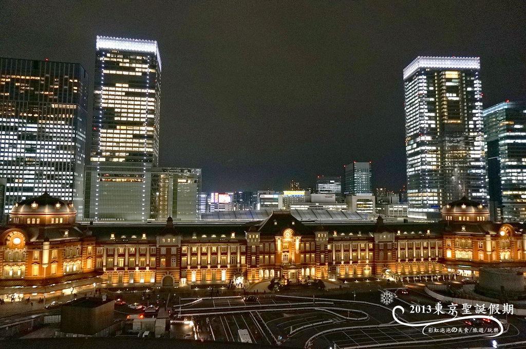 128.東京車站夜景