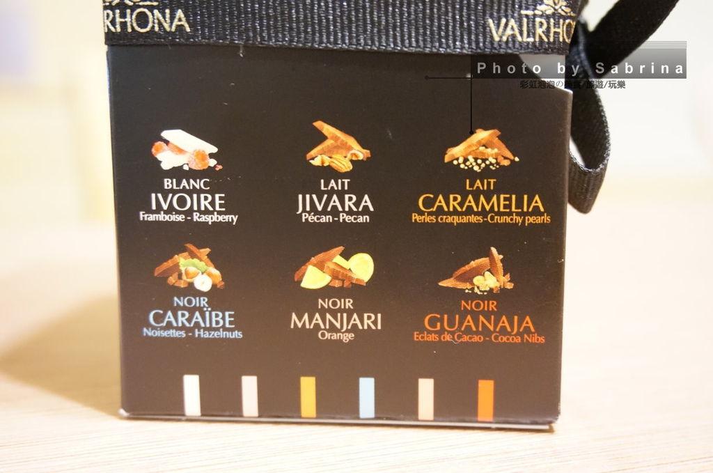 4.VALRHONA巧克力