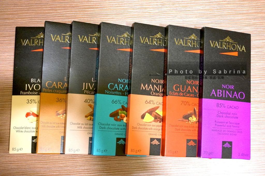 5.VALRHONA巧克力