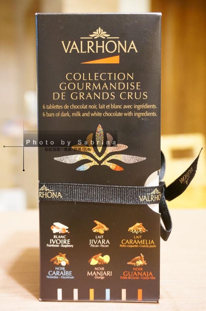 3.VALRHONA巧克力