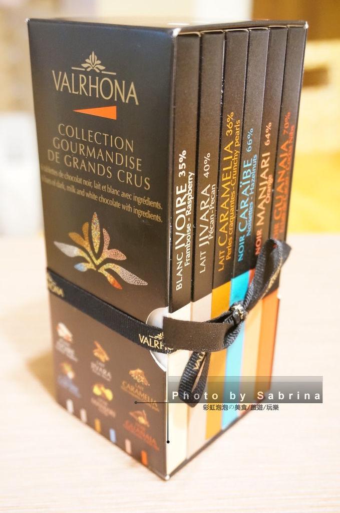 1.VALRHONA巧克力