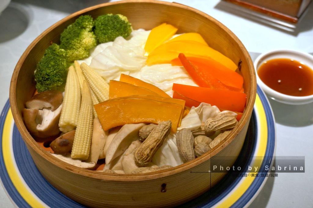 20.豐年食蔬蒸蔬菜