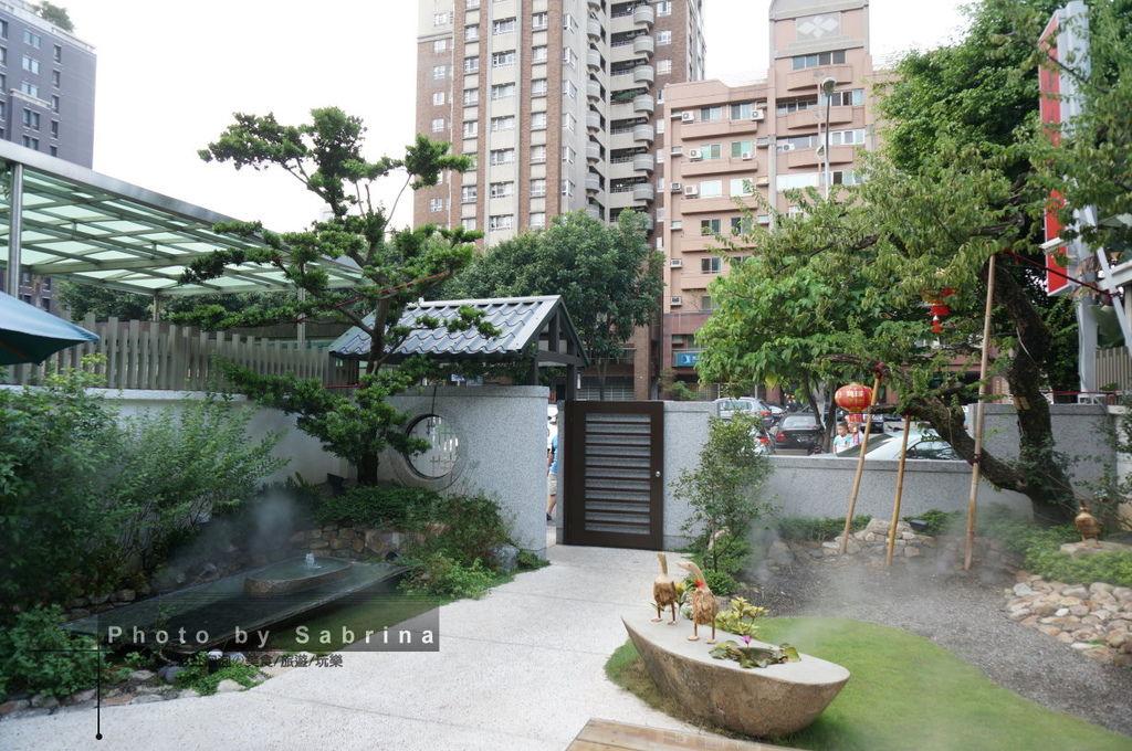 4.膳馨創作料理庭園