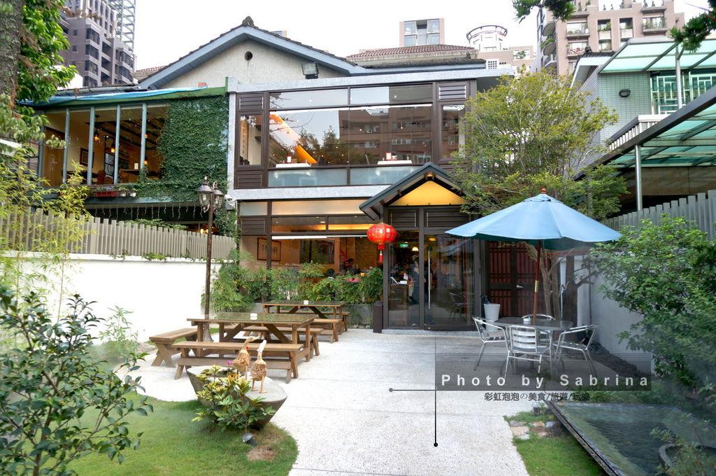 3.膳馨創作料理庭園