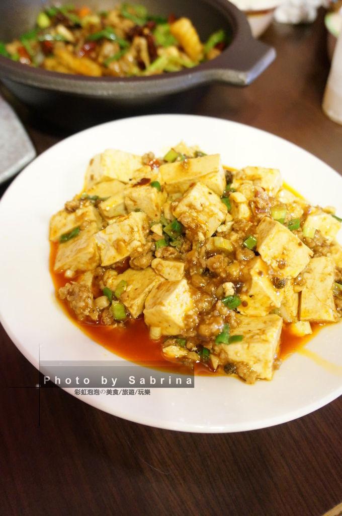 10.麻婆豆腐