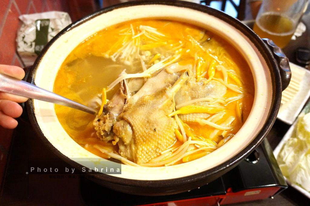 7.砂鍋酸蘿蔔老鴨湯