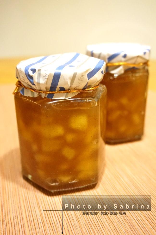 1.肉桂蘋果醬