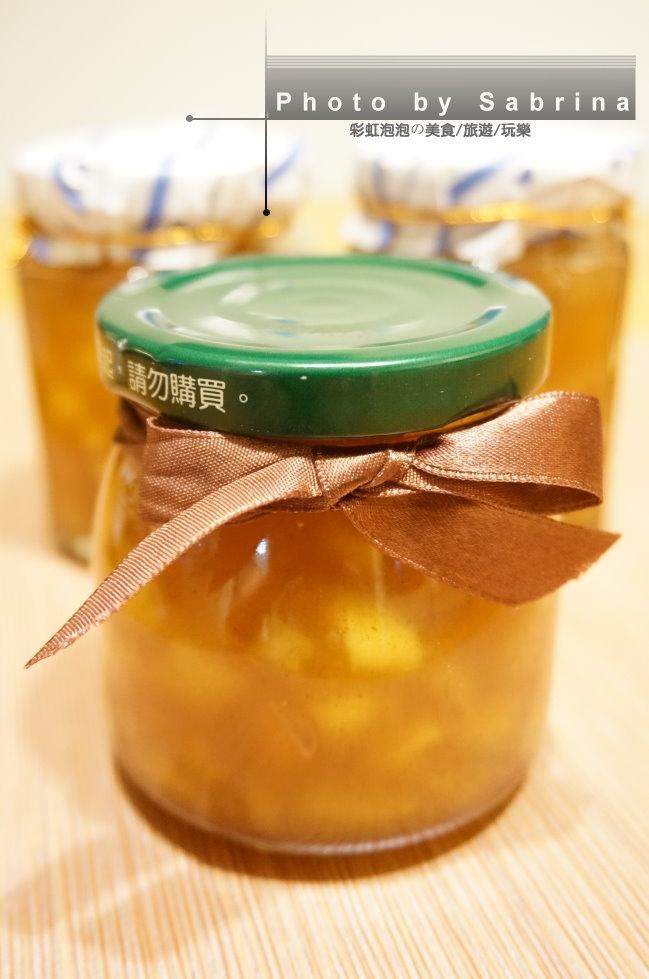 3.肉桂蘋果醬