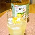 16.冰生黃金柚子茶