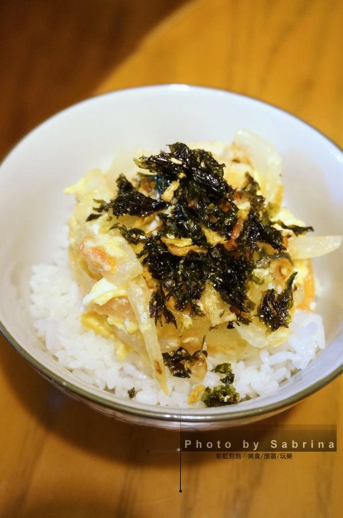 8.樂多海苔酥拌飯