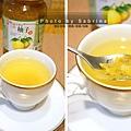 17.熱生黃金柚子茶