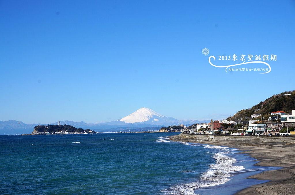 29.稻村崎看富士山