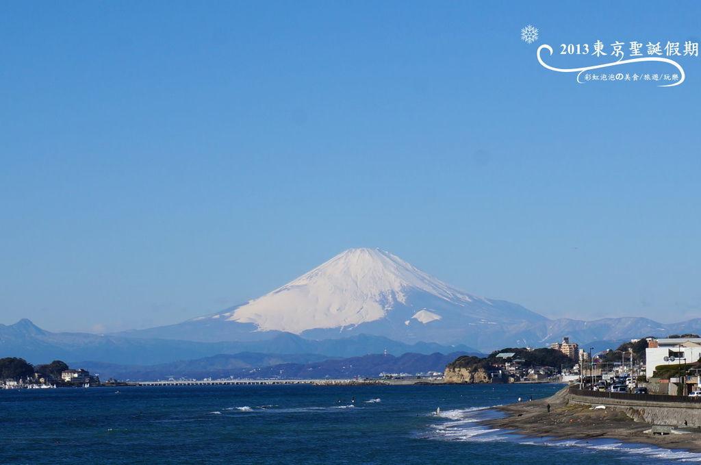 37.稻村崎賞富士山