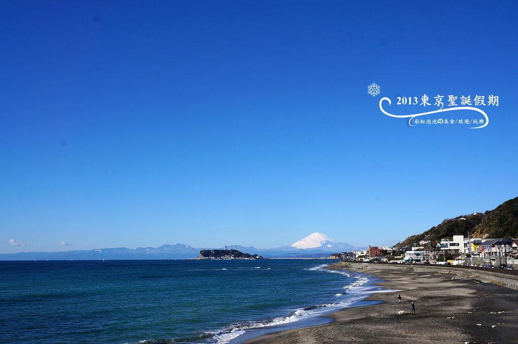 34.稻村崎賞富士山
