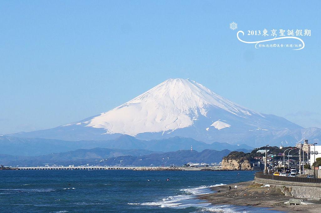 42.稻村崎賞富士山