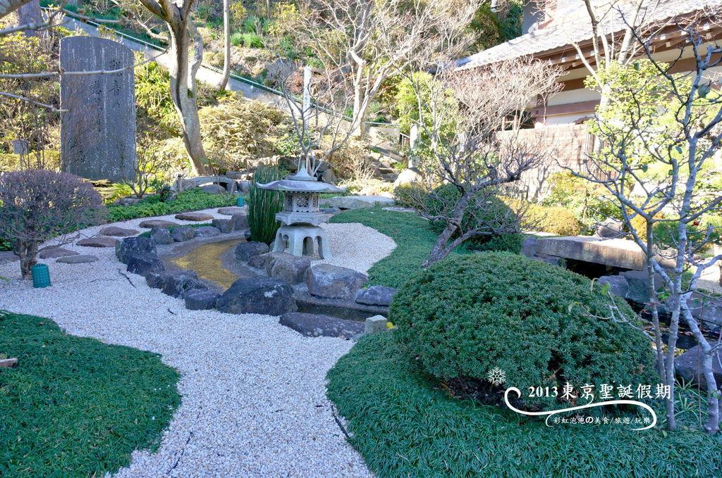 118.經藏旁的日式庭園