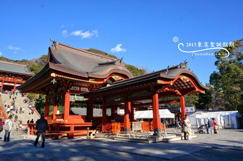 206.鶴岡八幡宮-舞殿