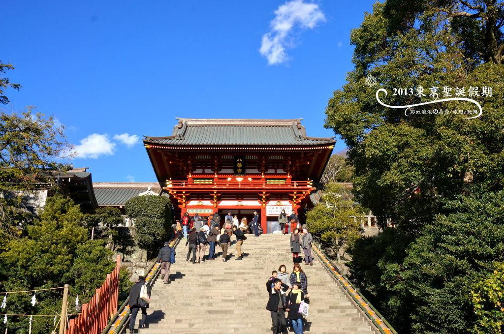 210.鶴岡八幡宮-大石段