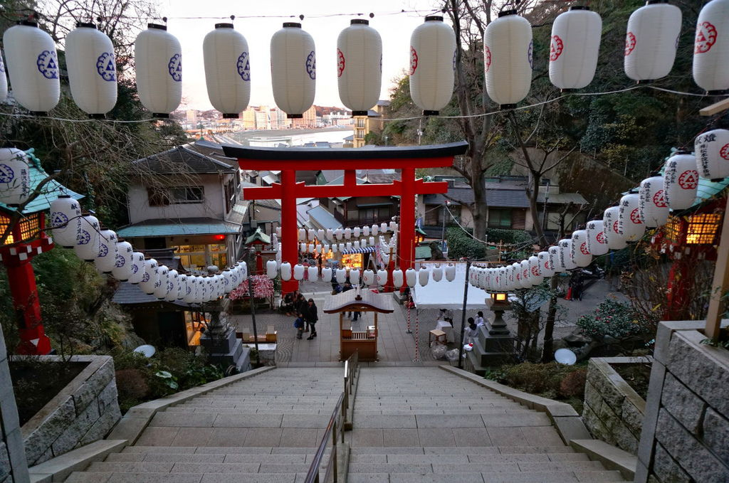 282.江島神社