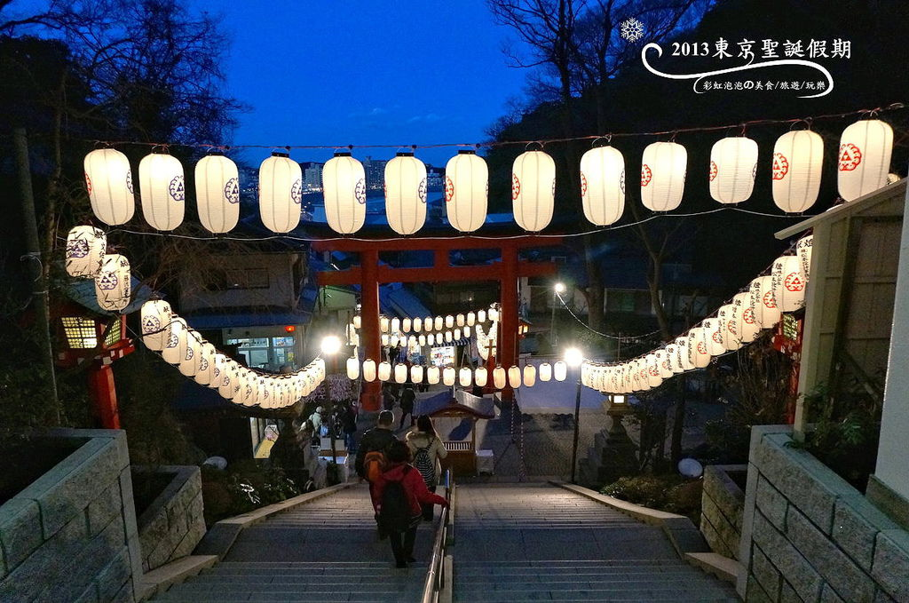 311.夜晚的江島神社