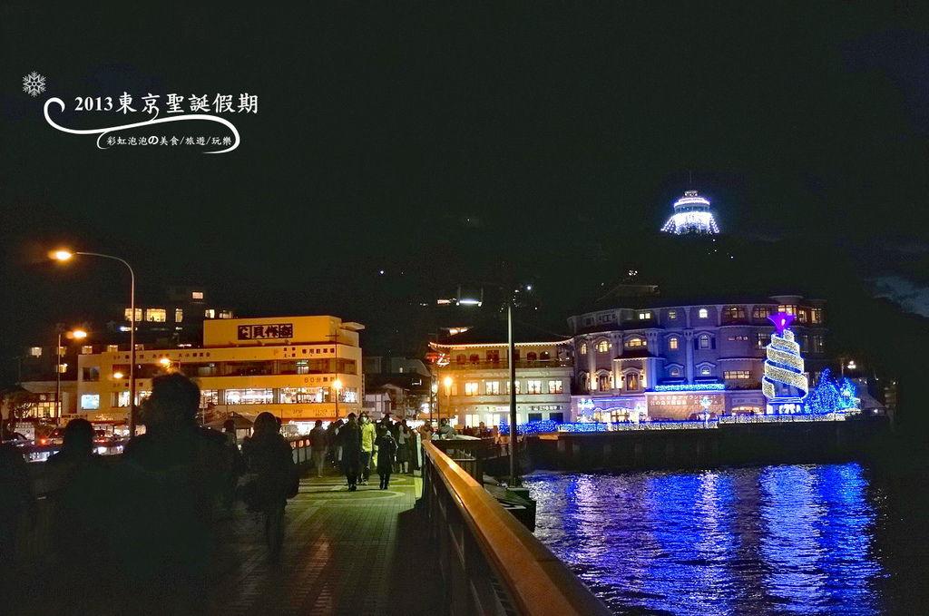 318.江之島夜景