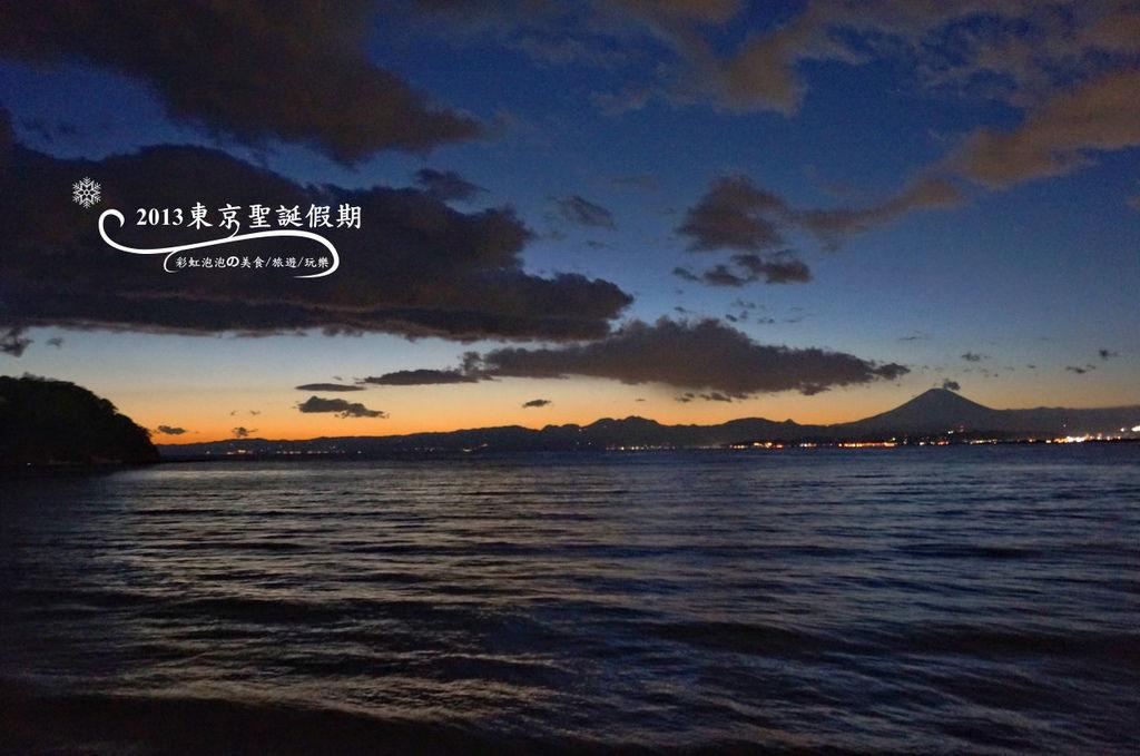 317.富士山夜景