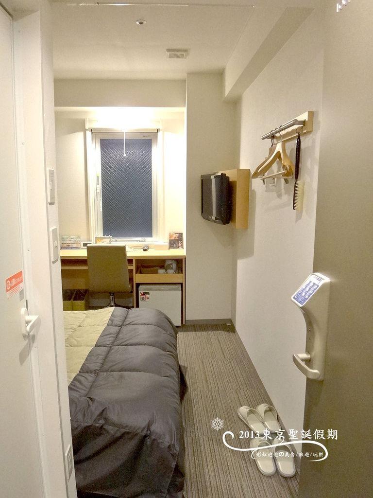 10.大塚super hotel房間