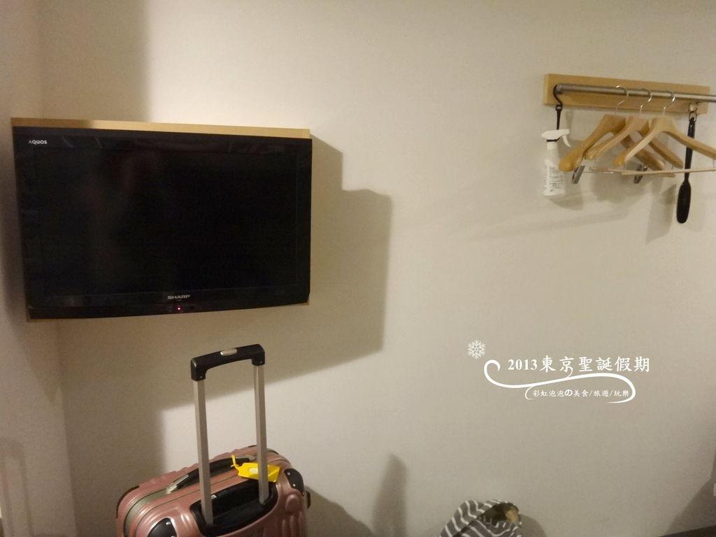 13.大塚super hotel房間