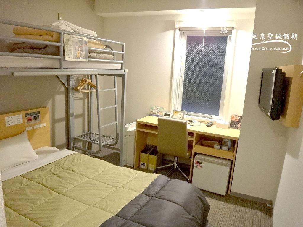 11.大塚super hotel房間