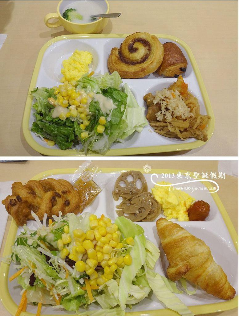 22.大塚super hotel早餐