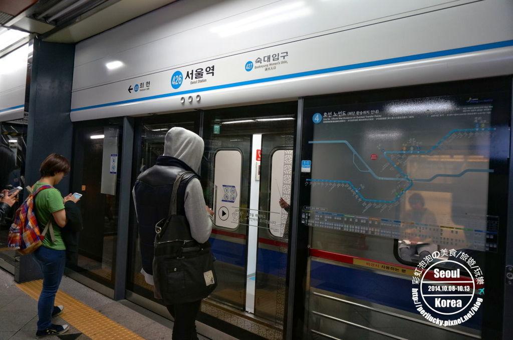 首爾地鐵編號