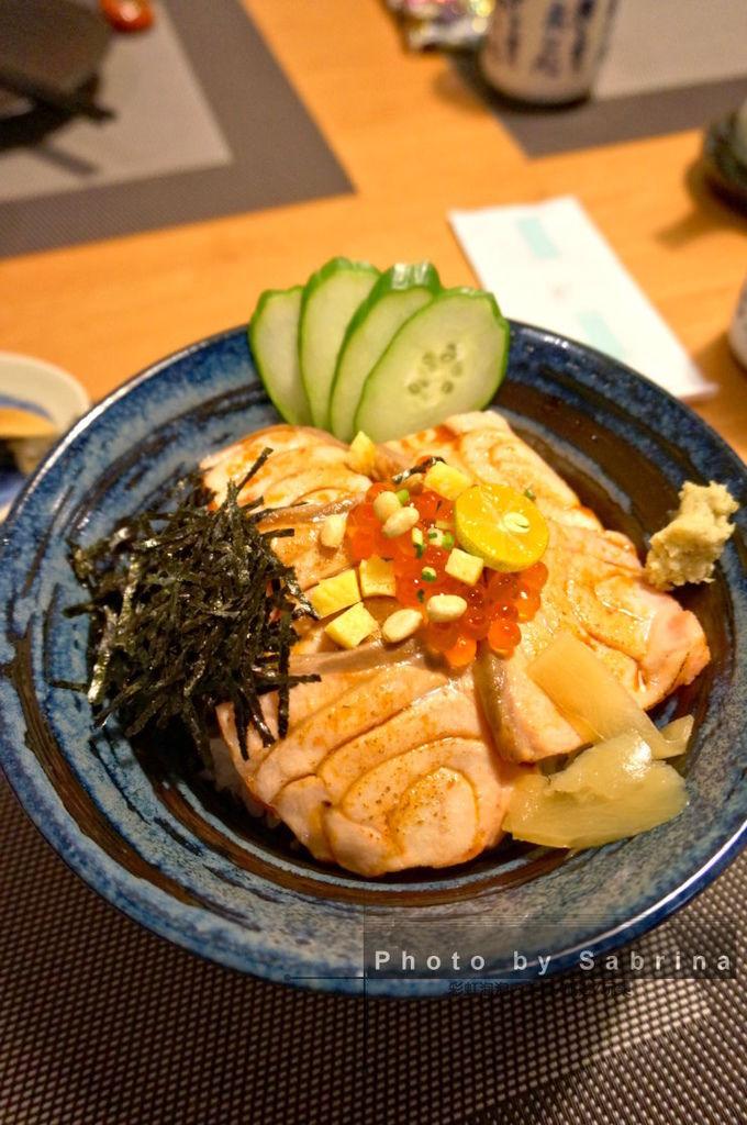 13.將將燒-鮭魚親子丼