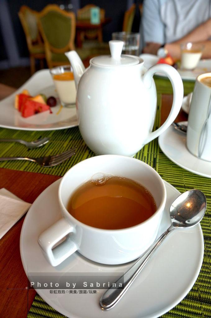 27.勤美誠品Eslite Tea Room-Hediard 四水果茶