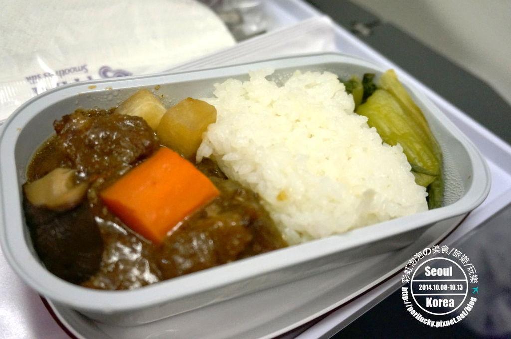 6.泰國航空飛機餐(回程)