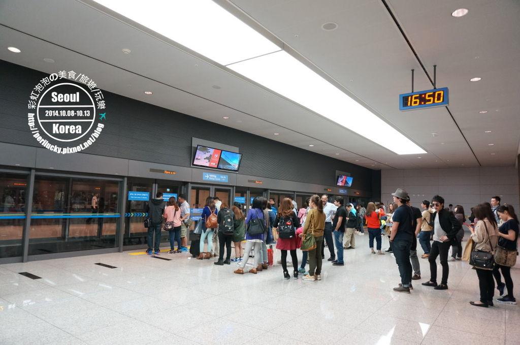 9.仁川機場接駁火車