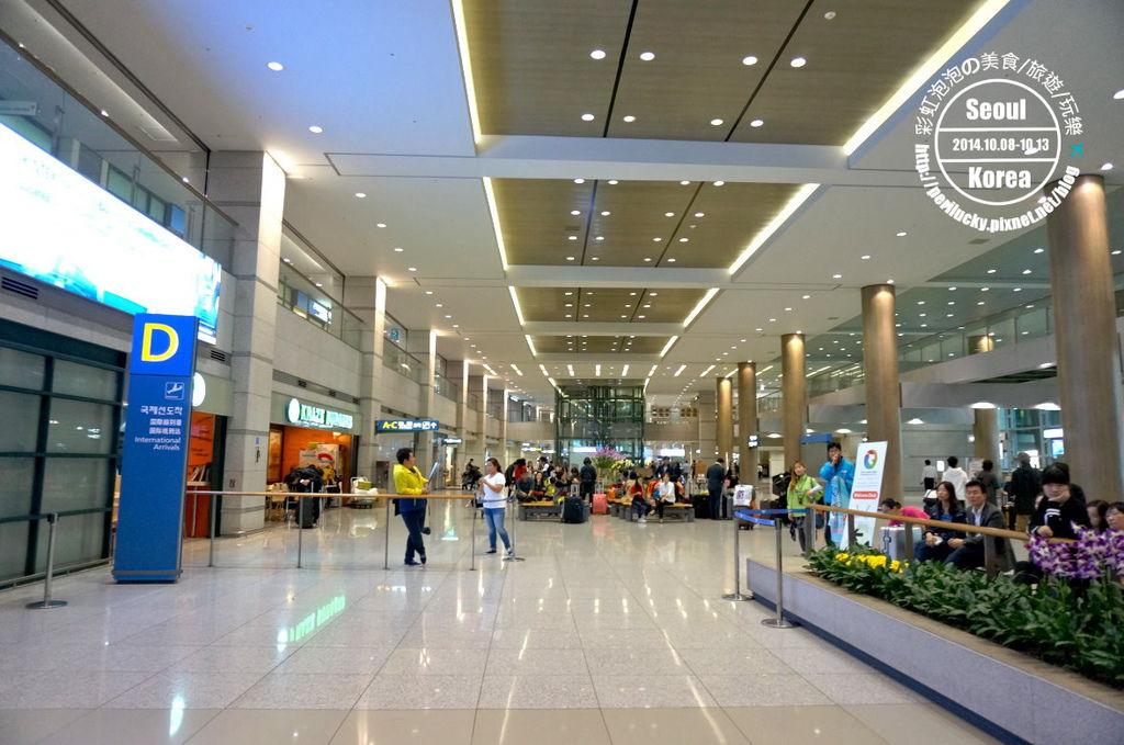 10.仁川機場