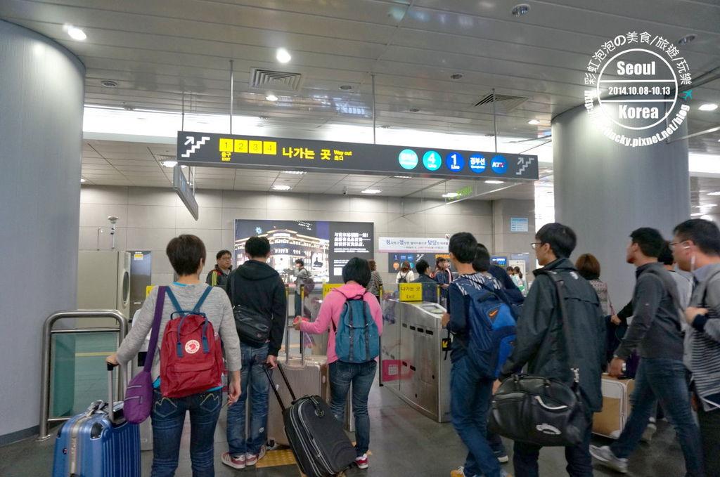 27.機場鐵路首爾站