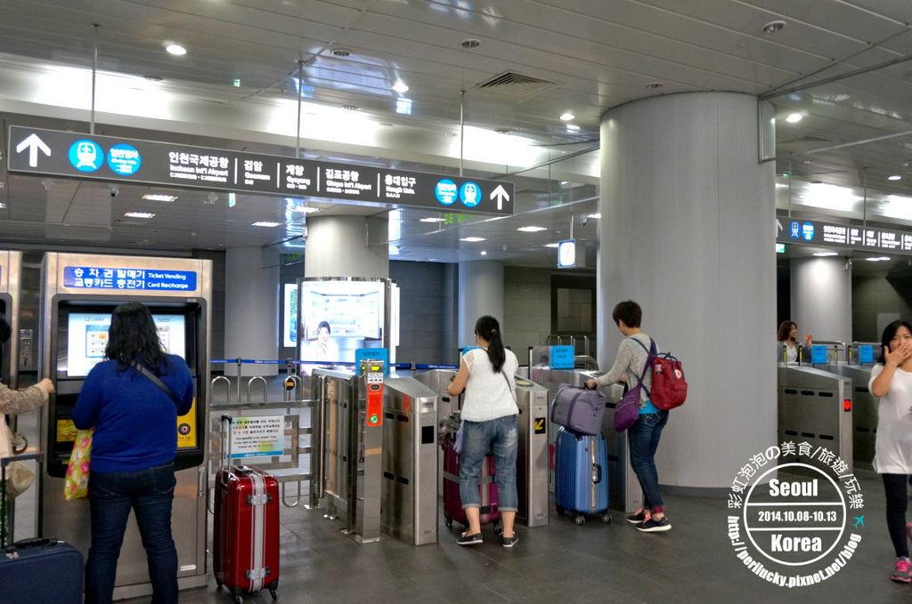 36.首爾站往仁川機場