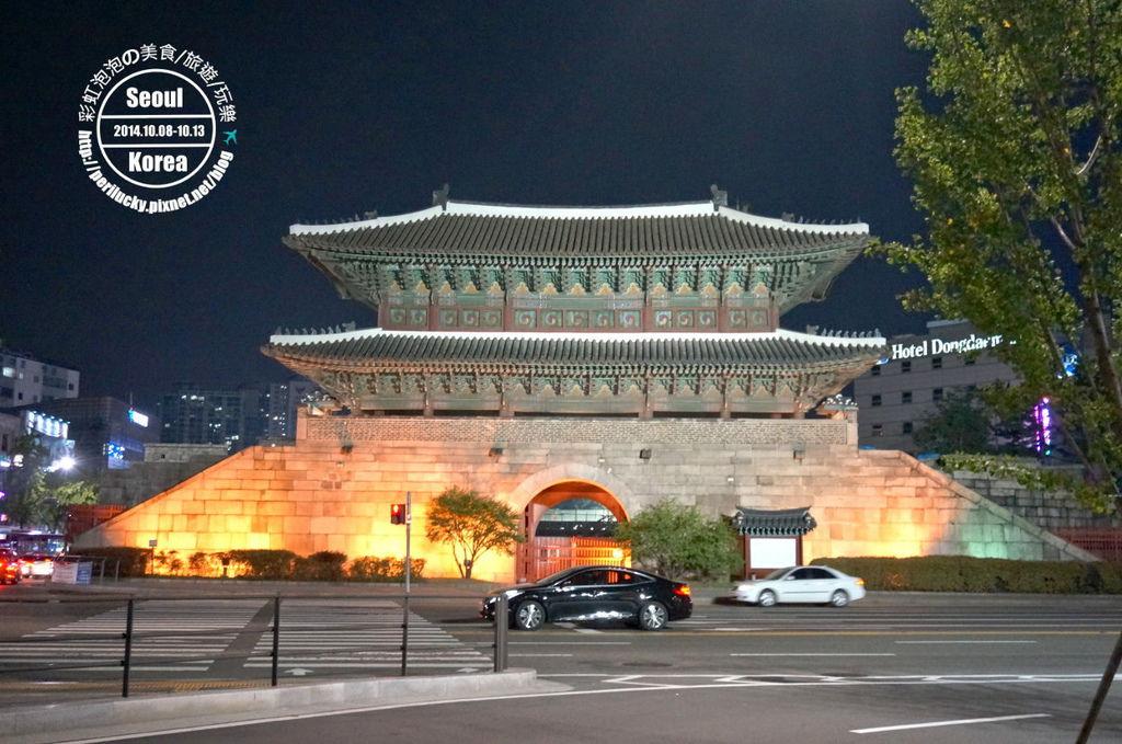 1.興仁之門(東大門)