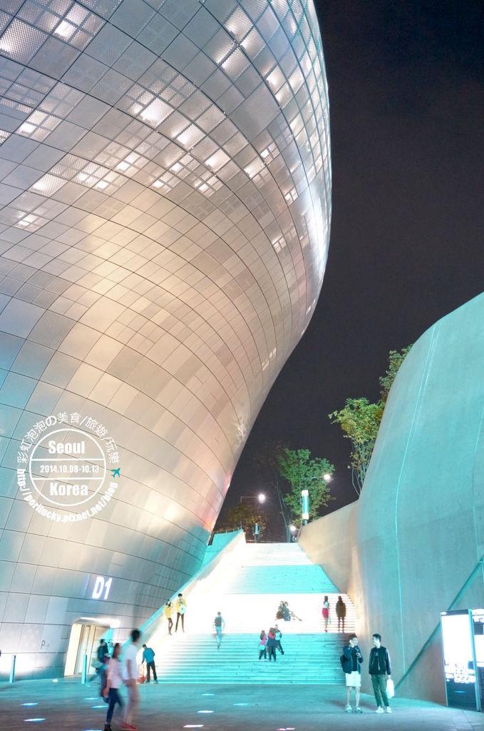 37.東大門設計廣場DDP