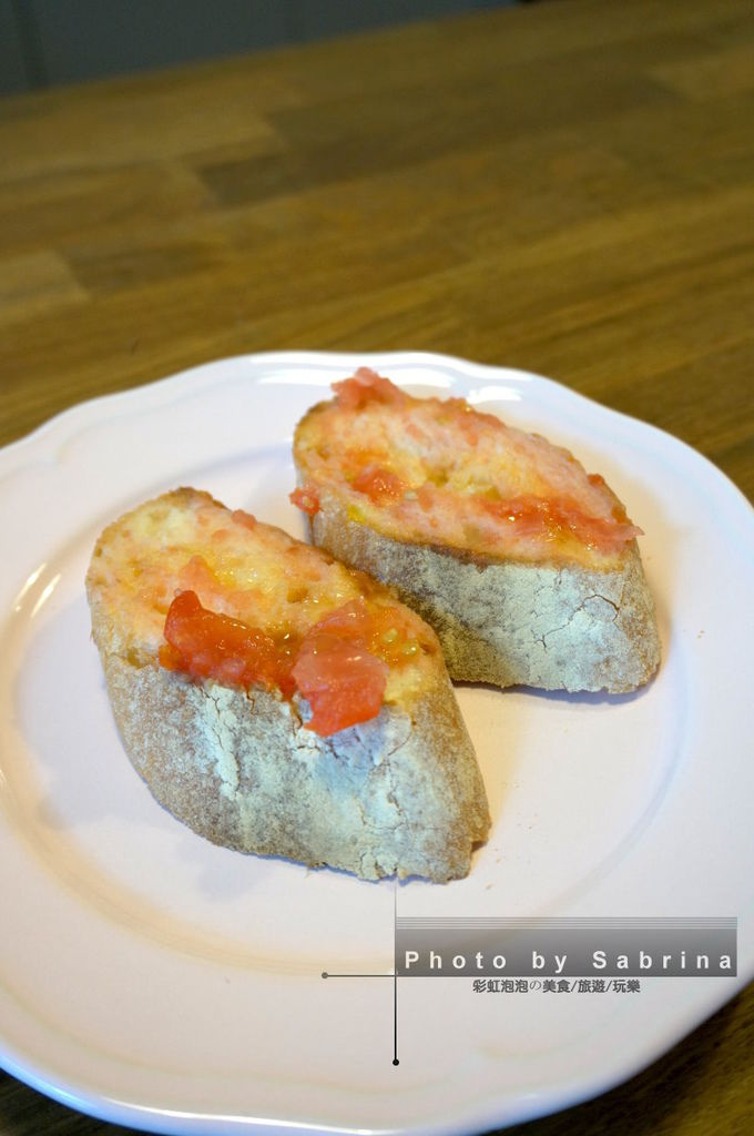 9.Diezi碟子西班牙料理-麵包