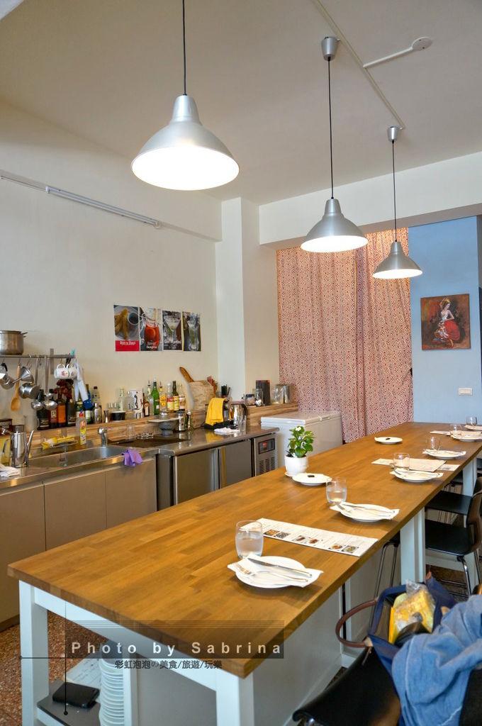 4.Diezi碟子西班牙料理內部空間