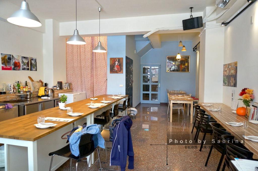 3.Diezi碟子西班牙料理內部空間